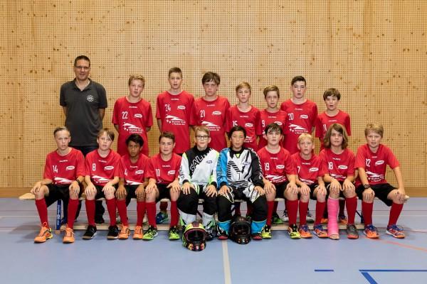 Junioren U14 rot - Saison 2019/2020
