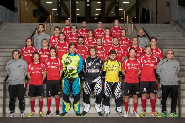 Herren 1 - Saison 2017/2018