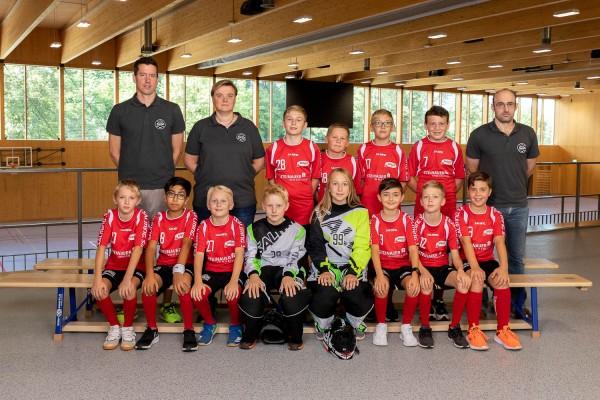Junioren D rot - Saison 2020/2021