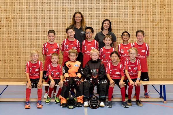 Junioren E rot - Saison 2019/2020