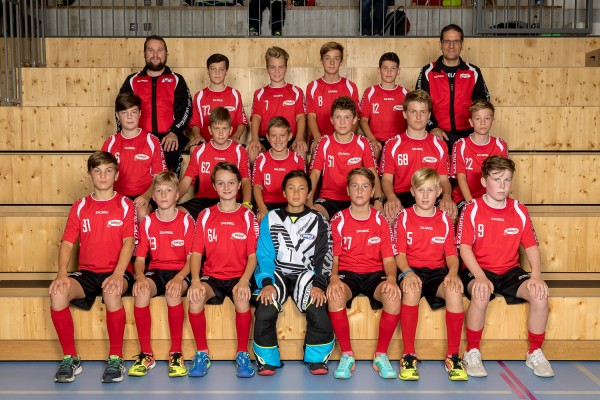Junioren C/U14 - Saison 2018/2019