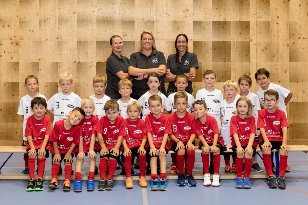 Junioren F - Saison 2019/2020