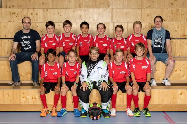 Junioren D blau - Saison 2018/2019
