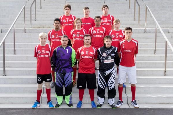 Junioren U18 - Saison 2017/2018