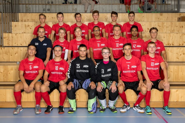 Junioren U18 - Saison 2018/2019