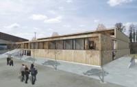 Das Siegerprojekt von Erne Holzbau könnte bereits Ende 2015 stehen.