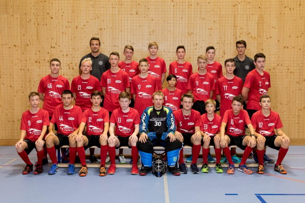 Junioren U16 - Saison 2019/2020