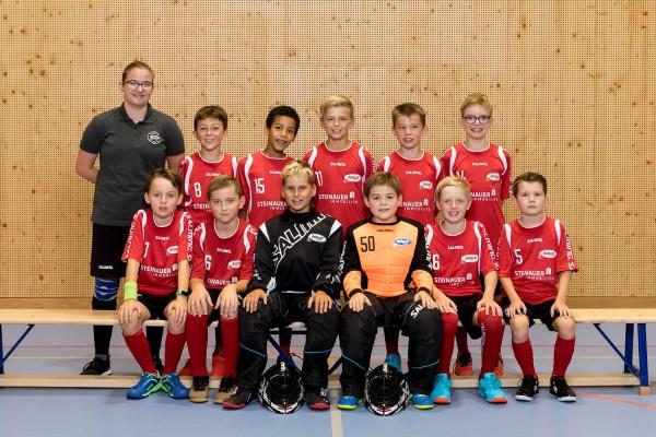 Junioren D blau - Saison 2019/2020