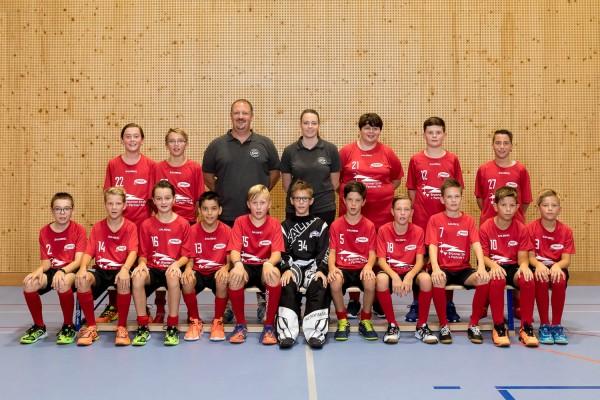 Junioren U14 blau - Saison 2019/2020