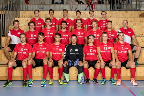 Junioren U21 - Saison 2018/2019