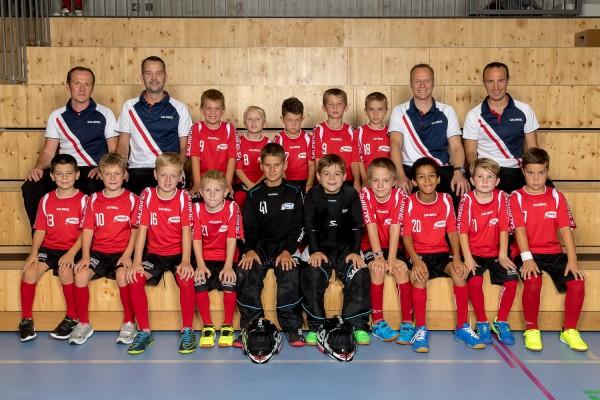 Junioren E blau - Saison 2018/2019