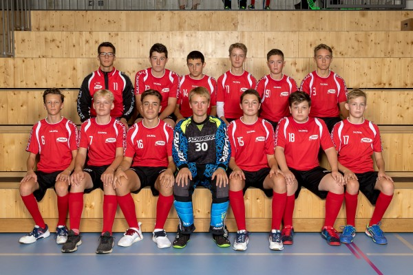 Junioren U16 - Saison 2018/2019