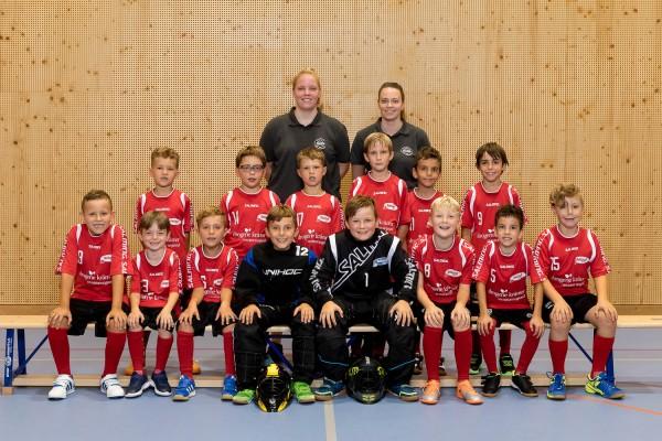 Junioren E weiss - Saison 2019/2020