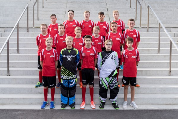 Junioren U16 - Saison 2017/2018